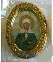 Икона Матрона Московская КО-М
