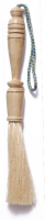 Кропило с натуральным ворсом 19см
