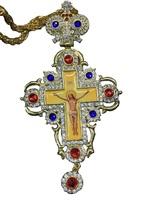 Крест наперсный 012