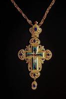 Крест наперсный 010