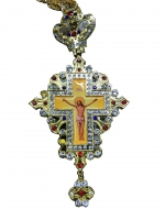 Крест наперсный 014