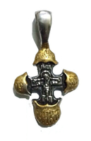 Крест нательный 096