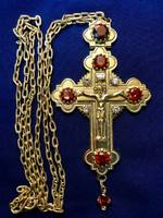 Крест наперсный 03