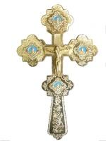 Крест напрестольный 004