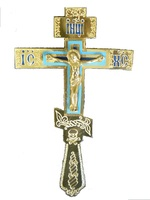 Крест напрестольный 009