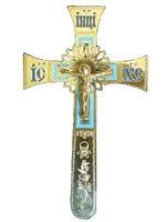 Крест напрестольный 013