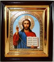 Икона Господь Вседержитель 11