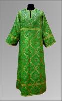 Паламарская риза зеленая в пол