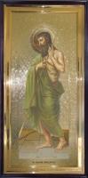Святой Иоанн Предтеча большая ростовая