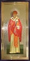 Святой Спиридон Тримофудский ростовая