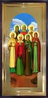 Икона Святы Жены Мироносицы большая ростовая