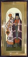 Святые Афанасий и Филитий ростовая