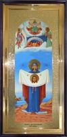 Порт-Артурская Пресвятой Богородицы ростовая