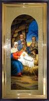 Икона Рождество Христово Ростовая