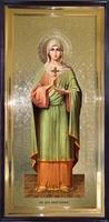 Икона Святая Мученица Виктория ростовая