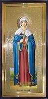 Икона Святая Мученица Лидия ростовая