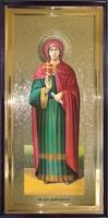 Икона Святая Мученица Маргарита ростовая