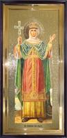 Икона Святая Равноапостольная княгиня Ольга ростовая