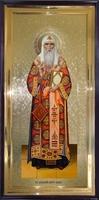 Икона Святой Алексей Митрополит Московский ростовая