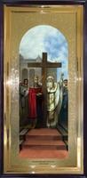 Воздвежение Креста Господня ростовая большая