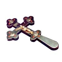 Крест напрестольный 028