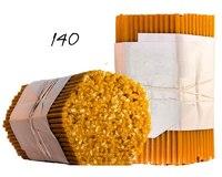 Свечи из натурального пчелиного воска №140