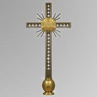 Крест накупольный 8