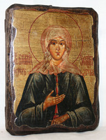 Икона под старину Ксения