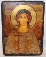 Икона под старину Ангел-Хранитель