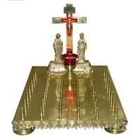Панихидный стол 40 свечек