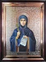 Икона храмовая Святая Преподобная Анастасия