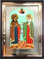 Святая Феврония и Петр