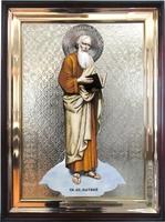 Икона храмовая Святой Апостол Матвей