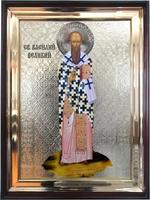 Икона храмовая Святой Василий великий рост
