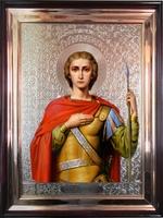 Икона храмовая Святой Великомученик Георгий