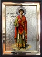 Икона храмовая Святой Великомученик Целитель Пантелеймон Рост