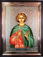Икона храмовая Святой мученик Анатолий