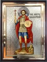 Икона храмовая Святой мученик Валерий