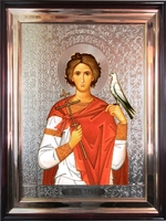Икона храмовая Святой Мученик Трифон