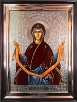 Икона храмовая Святой Богородица
