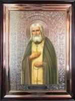 Икона храмовая Святой преподобный Серафим