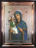 Икона храмовая Иерусалимская Пресвятая Богородица