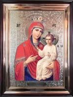 Икона храмовая Избавительница Пресвятая Богородица