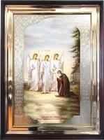 Икона храмовая Явление Святой Троицы