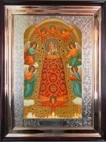 Икона храмовая Прибавление Ума Пресвятая Богородица