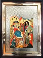 Икона храмовая Рождество Иоанна Предтечи