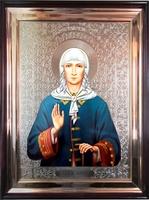 Икона храмовая Святая Блаженная Ксения