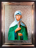 Икона храмовая Святая Блаженная Матрона