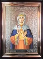 Икона храмовая Святая Мученица Людмила