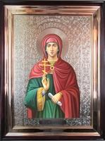 Икона храмовая Святая Мученица Маргарита